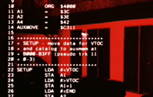 Terminator esta programado en Ensamblador!